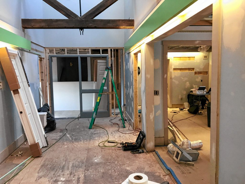 A lot of work was recently put into making over the Concord Family YMCA's Child Development Center, which will have a ribbon-cutting ceremony next Wednesday. Courtesy of Concord Family YMCA