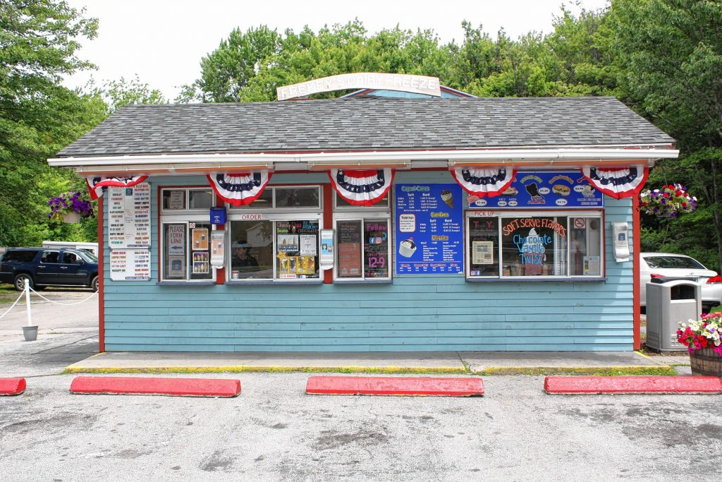 Frekey's Dairy Freeze opened its first Concord location April 23 after having just one location -- in Chichester -- which has been open since 1983. JON BODELL / Insider staff