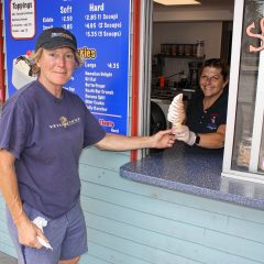 Check outFrekey's Dairy Freeze, Concord's newest ice cream shop