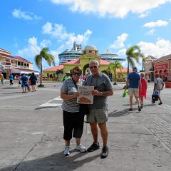 On the Road: We took a relaxing trip to the sunny Caribbean