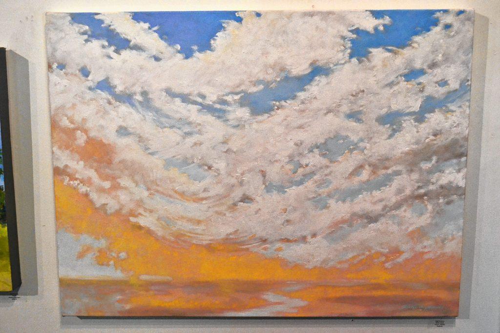 Swift & Serene, Daryl Johnson, N.H. Women's Caucus for Art – A Second Look, Kimball Jenkins. TIM GOODWIN / Insider staff