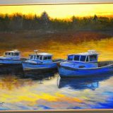 On Display:New England seascapes are an inspiration