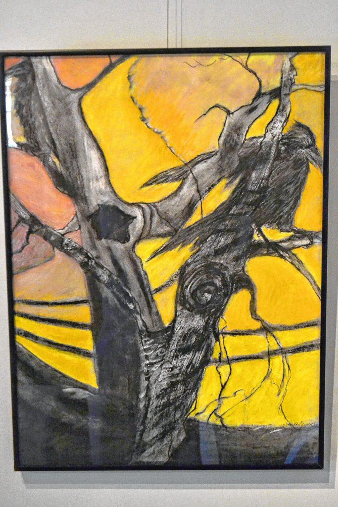 Dusk, Russet Jennings, N.H. Women's Caucus for Art – A Second Look, Kimball Jenkins. TIM GOODWIN / Insider staff
