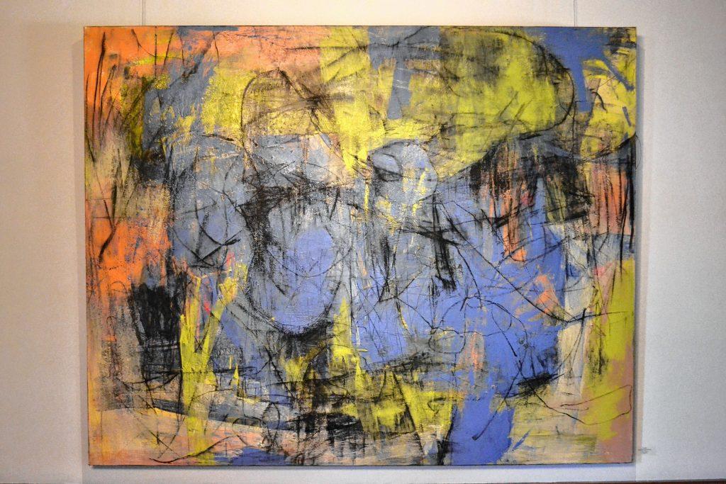 Tumble, Jane Cohen, N.H. Women's Caucus for Art – A Second Look, Kimball Jenkins. TIM GOODWIN / Insider staff