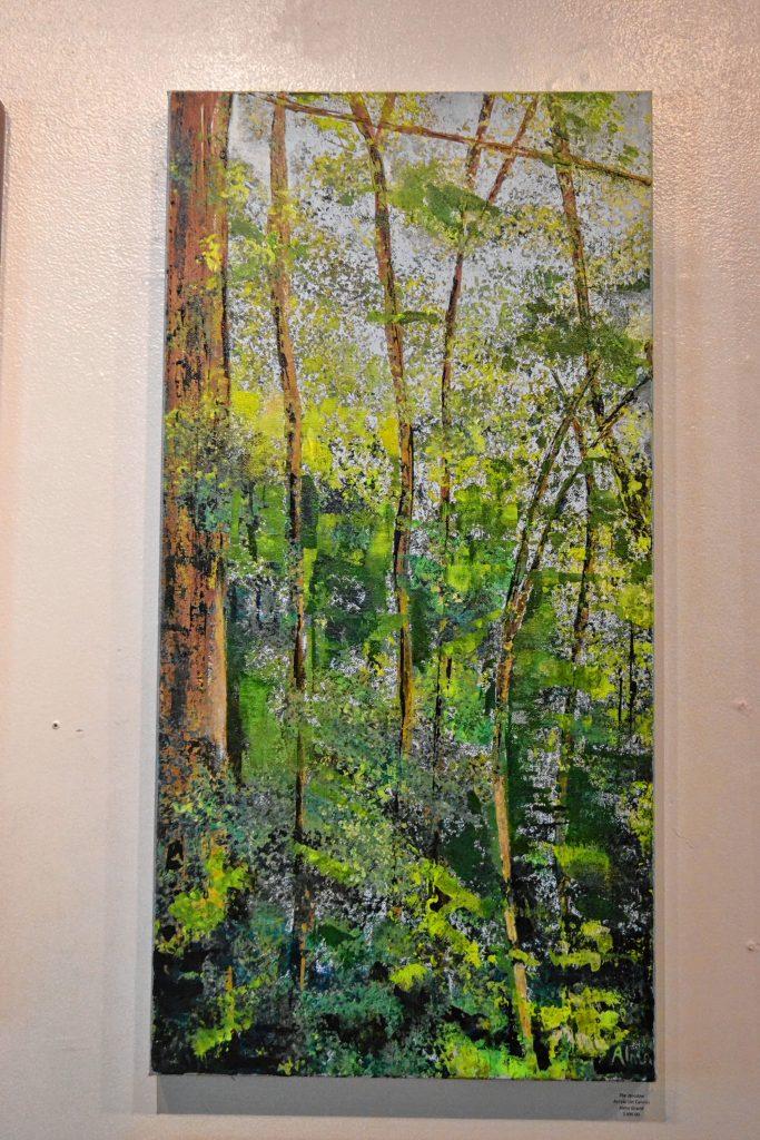 The Window, Alma Grand, N.H. Women's Caucus for Art – A Second Look, Kimball Jenkins. TIM GOODWIN / Insider staff