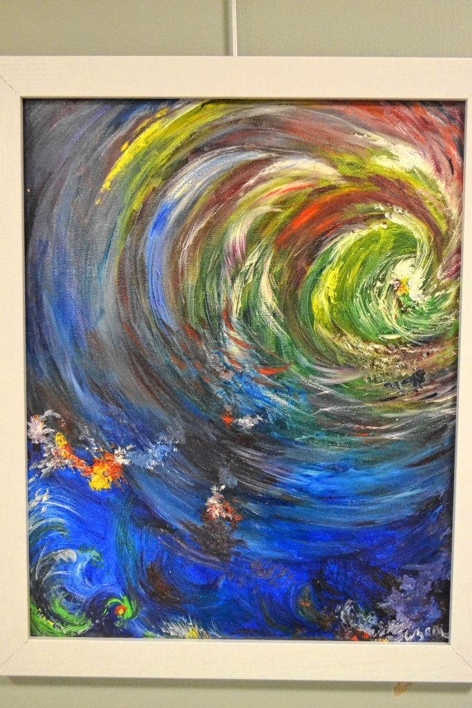 Truth in Him, Susan Clement, N.H. Art Association, 2 Pillsbury St. TIM GOODWIN / Insider staff