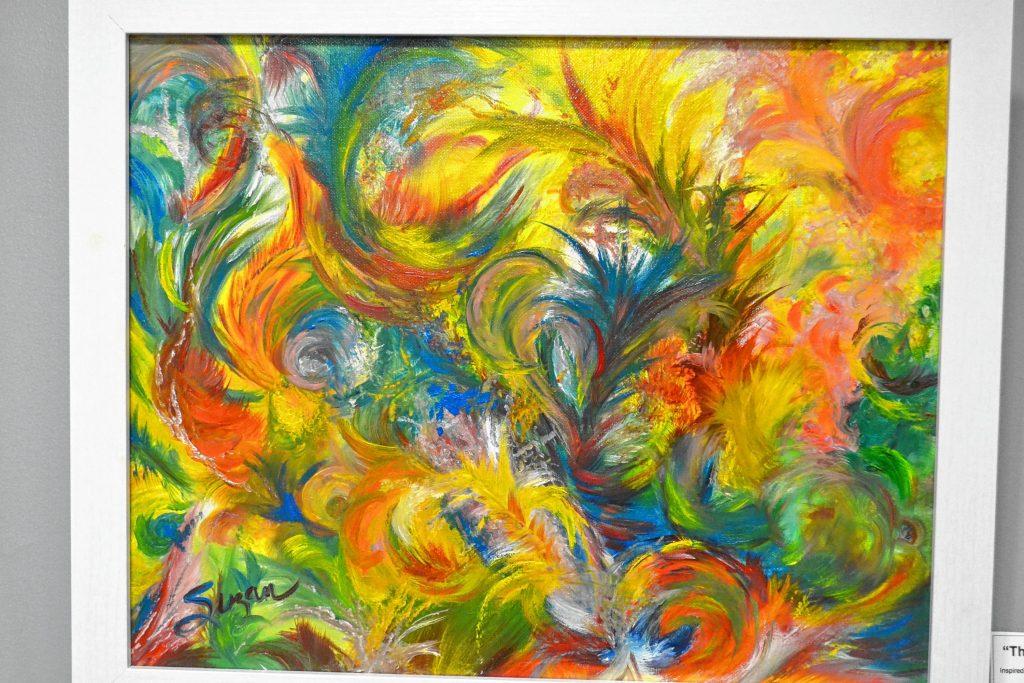 The Colors Within, Susan Clement, N.H. Art Association, 2 Pillsbury St. TIM GOODWIN / Insider staff