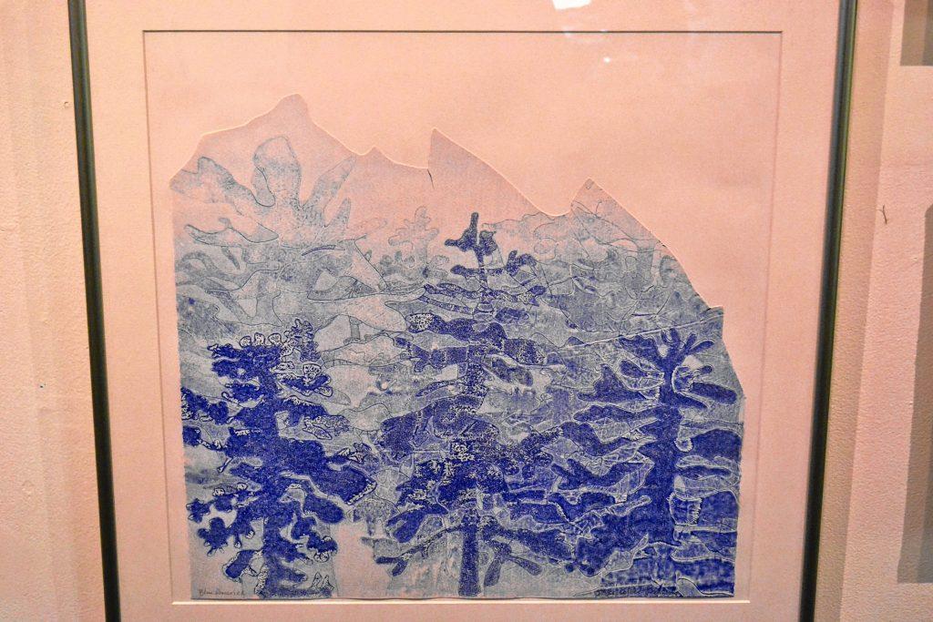 Blue America, Joyce Fearnside, N.H. Women's Caucus for Art – A Second Look, Kimball Jenkins. TIM GOODWIN / Insider staff