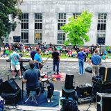 Entertainment: Some final outdoor concerts, plus three John Franzosa shows at Hermanos