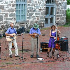 VIDEO: We're in the heart of summer concert season in Concord, and things are really heating up