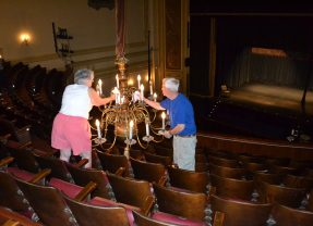 Concord City Auditorium to host 28th Pitch In