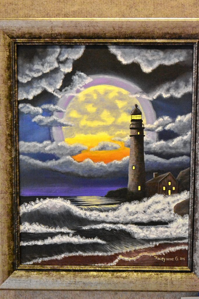 Lighthouse, Tracey Goodwin, NHTI library. TIM GOODWIN / Insider staff