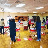Learn about Taiko drumming at Keach Park on Thursday
