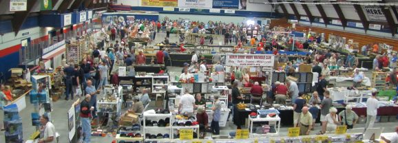 Go full steam ahead to the 33rd annual Concord Model Railroad Club Train Show at Everett Arena this Sunday