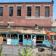 Concord Monitor: Cap Center begins work on old Concord Theatre