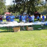 Almost 500 volunteers chipped in all over the city for Granite United Way's Day of Caring
