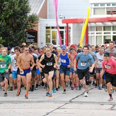 Run for a cause at NHTI's 12thannual Friendly Kitchen 5Kand Fitness Walk