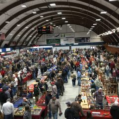 Buy, sell, trade or just browse at Everett Arena's big two-day gun show