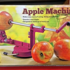 Ocean State Job Lot Adventure Shopping: Apples edition