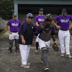 It was a Wild first season in Concord for the N.H. Wild baseball team