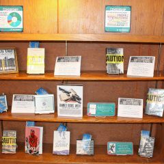 Stick it to the man by checking out some banned books at Concord Public Library