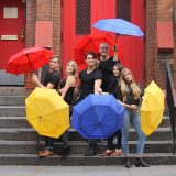 Entertainment: 'Friends' parody highlights a very busy week