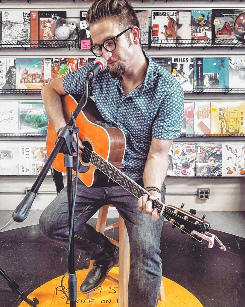 Author and musician Robert Hunter will present a 2-in-1 show at Gibson's Bookstore next Tuesday when he'll play some music from his album Revival and talk about his book Relapse: A Love Story.  Courtesy of Robert Hunter