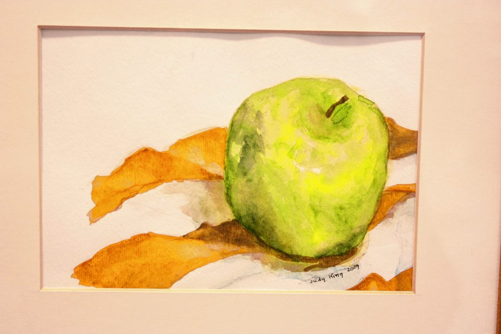 Granny Smith, by Judy King.
