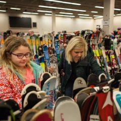 Capital Ski & Outing Club's annual Ski and Skate Sale has a new home