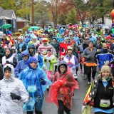Hundreds brave the weather, raise more than $30,000 in Wicked FIT Run