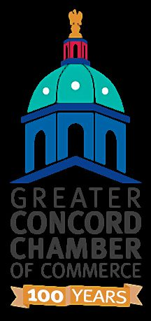 The new logo for the Greater Concord Chamber of Commerce. Courtesy of Greater Concord Chamber of Commerce