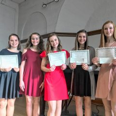 Concord Community Music School students hit high notes with top honors
