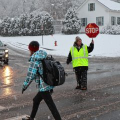 Concord's Rose Baker nominated for honor of 'America's Favorite Crossing Guard'