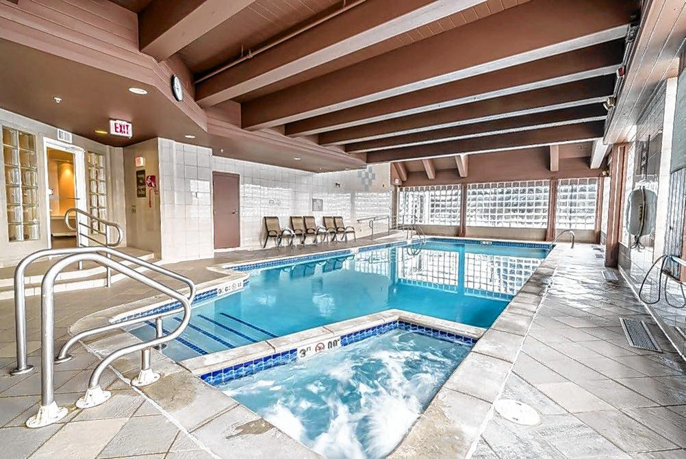 The Comfort Inn on Hall Street has a newly renovated pool, hot tub and sauna, and you can get passes for one day, three months or a whole year -- a perfect last-minute gift idea. Courtesy of Kate Fleming / Duprey Hospitality