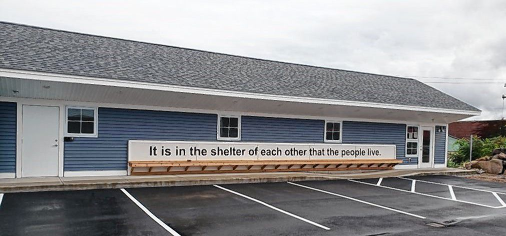 Concord's Emergency Winter Shelter, built by the Concord Coalition to End Homelessness, is set to open on Dec. 17 with 40 beds. The new shelter is located at 238 N. Main St. Courtesy of Ridgelight Studio