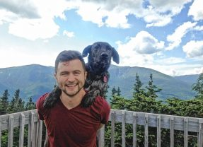 Concord Young Professionals Network's Young Professional of the Month is Adam Berthiaume