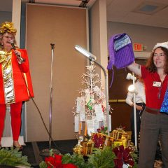 Help change women's lives at the Zonta Club of Concord's 28th annual Holiday Auction