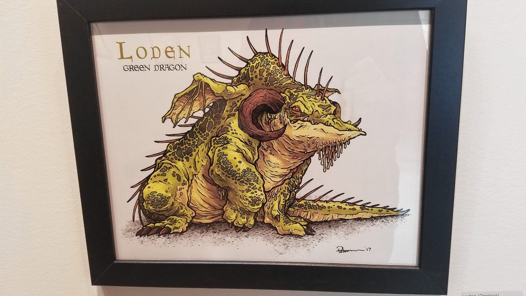 Loden (Dragons). JON BODELL / Insider staff