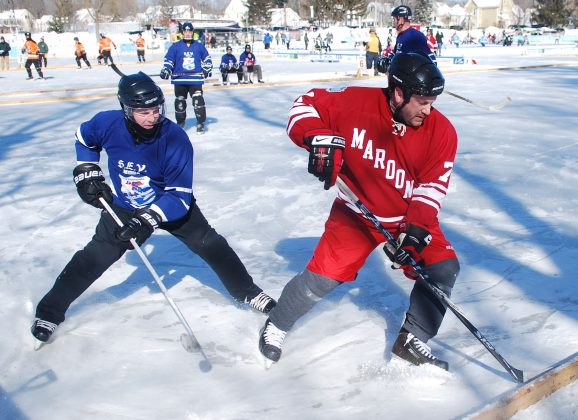 Black Ice Pond Hockey, WinterFest to take over capital city this weekend