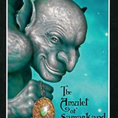 Book of the Week: 'The Amulet of Samarkand'