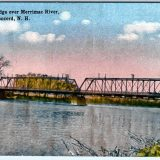 A little history lesson on that bridge by Everett Arena
