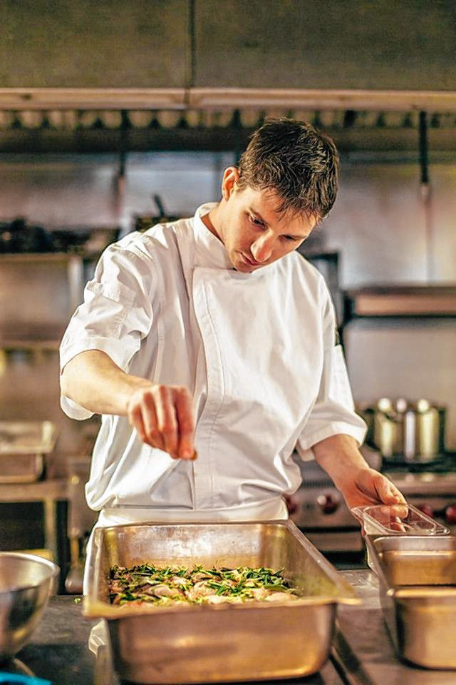 Revival Kitchen & Bar chef Corey Fletcher will be whipping up some Valentine's Day specials for the romantic holiday, as well as preparing items from the regular menu. Call today to reserve your spot -- you know they won't last long. Courtesy of Revival Kitchen & Bar