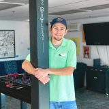 CYPN's Young Professional of the Month is Jim Seavey