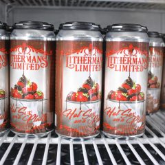 Lithermans Limited releasesHot Sex on a Platter, its special Valentine's Day beer