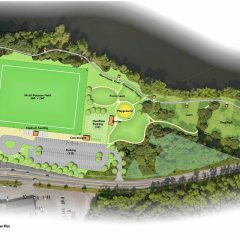 New master plan for Terrill Park calls for artificial turf field