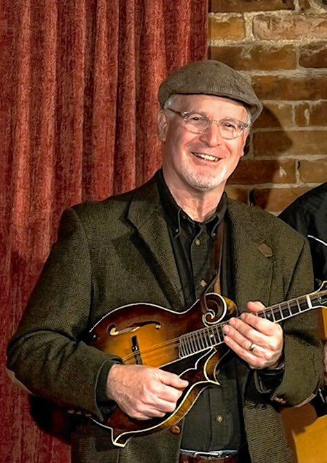 Alan Epstein will be one of the featured performers at Concord Community Music School's annual March Mandolin Festival this weekend. Courtesy of Concord Community Music School