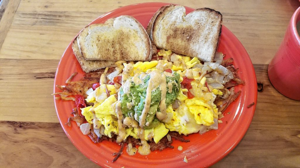 The Sedona Skillet from Tucker's in Hooksett. JON BODELL / Insider staff