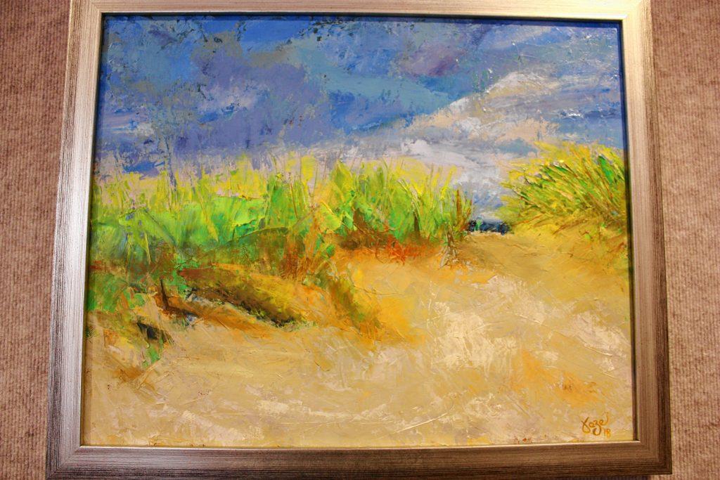 Dune Grasses. JON BODELL / Insider staff