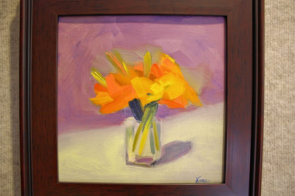 Floral Study 3. JON BODELL / Insider staff