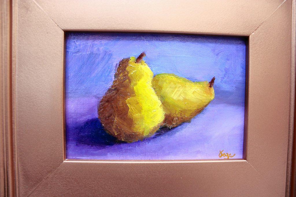 Pear Study 2. JON BODELL / Insider staff